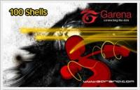 Garena Shell 100